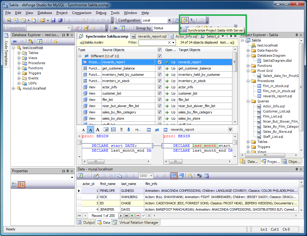 database projects The following sql statement creates a backup copy of customers:  sql  statement uses the in clause to copy the table into a new table in another  database.