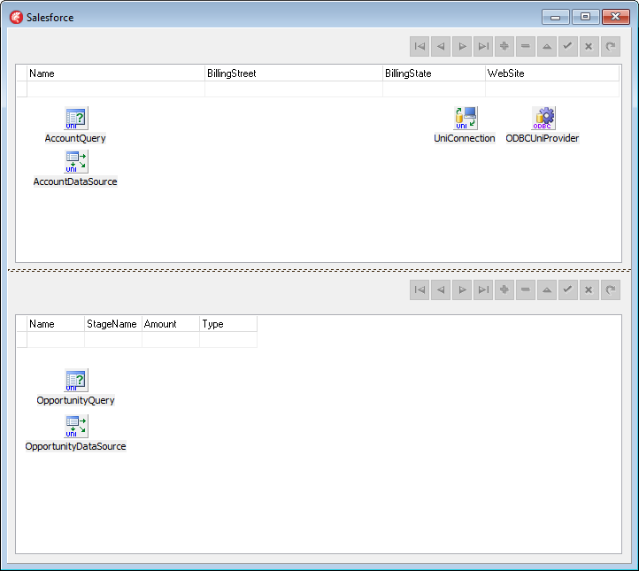 Developing applications with Salesforce CRM integration in Delphi