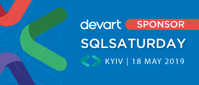 SQL Saturday Kyiv 2019