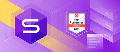 dbForge Studio for SQL Server has received the G2 High Performer Spring 2021 award